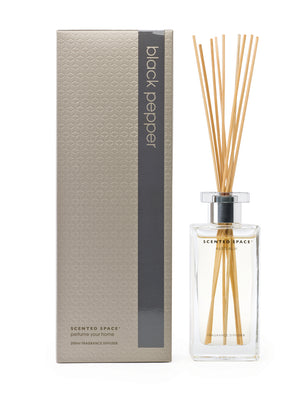 Black Pepper 200 ml Fragrance Diffuser - Apsley Australia