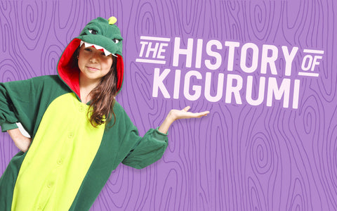 A Short History of Kigurumi (You'll Never Look At Your Cute Animal Onesie the Same Way Again)