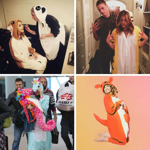 The Celebrity Onesie Showdown