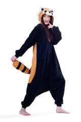 Martial arts movies and animal onesies for adults: a winning combination!