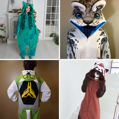 4 Places You Can Get Custom Kigurumi
