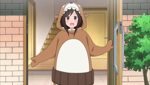 Ready to Make Friends with Bocchi's Serious Kigurumi?