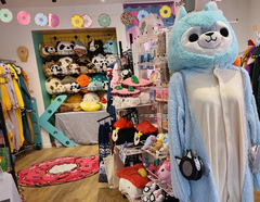 We Just Opened a Pop-up Kigurumi Store!