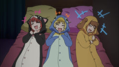 The Calming Kigurumi Party Before a Storm