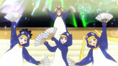Passion and Competition with a Kigurumi Performance