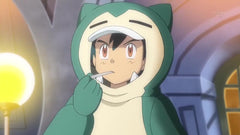 Subtle Trouble with a Kigurumi Double (Pokémon Special)