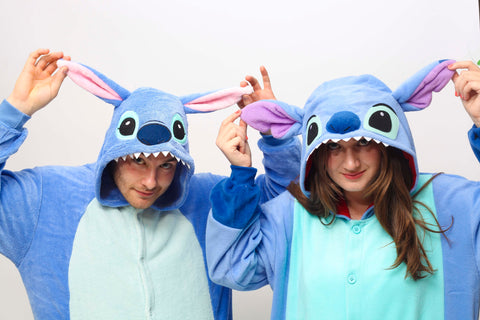 Fake vs. Real: Stitch Kigurumi