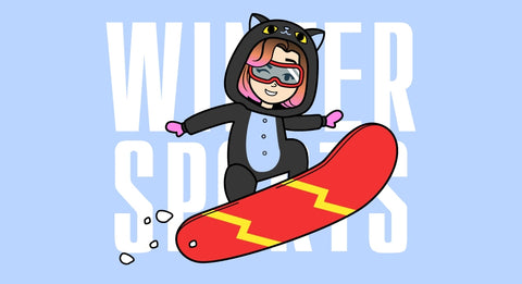 Kigurumi Winter Sports