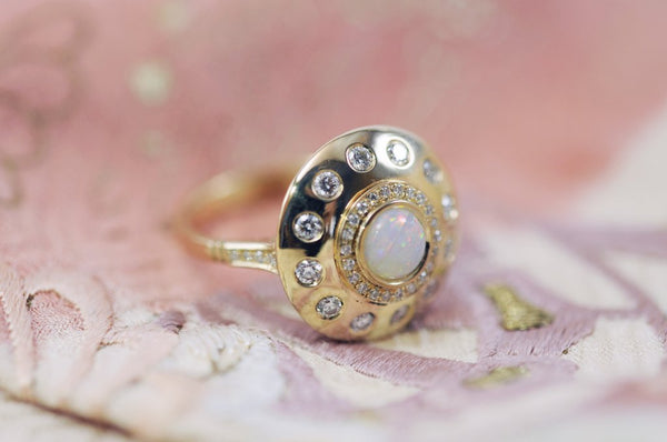 Urobune Princess Ring by Morphe Jewelry