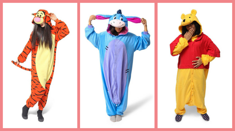 Pooh and the gang never go out of style - especially during Halloween. Get  your best friends to rock each of this classic's most lovable characters  like ...