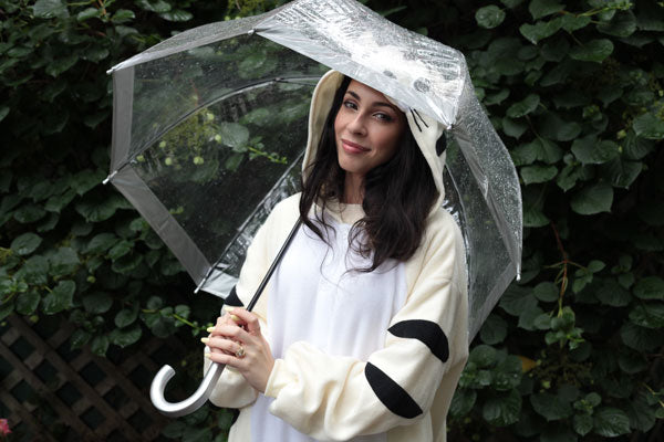 White Tiger Kigurumi Umbrella Orobas Cosplay