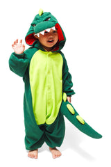 Kids Dinosaur Animal Kigurumi Onesie Costume Pajamas Secondary 110cm