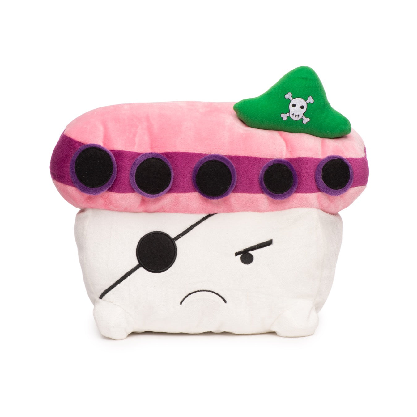 Captain Tako Plush