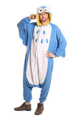 Owl X-Tall Animal Kigurumi Adult Onesie Costume Pajamas Main