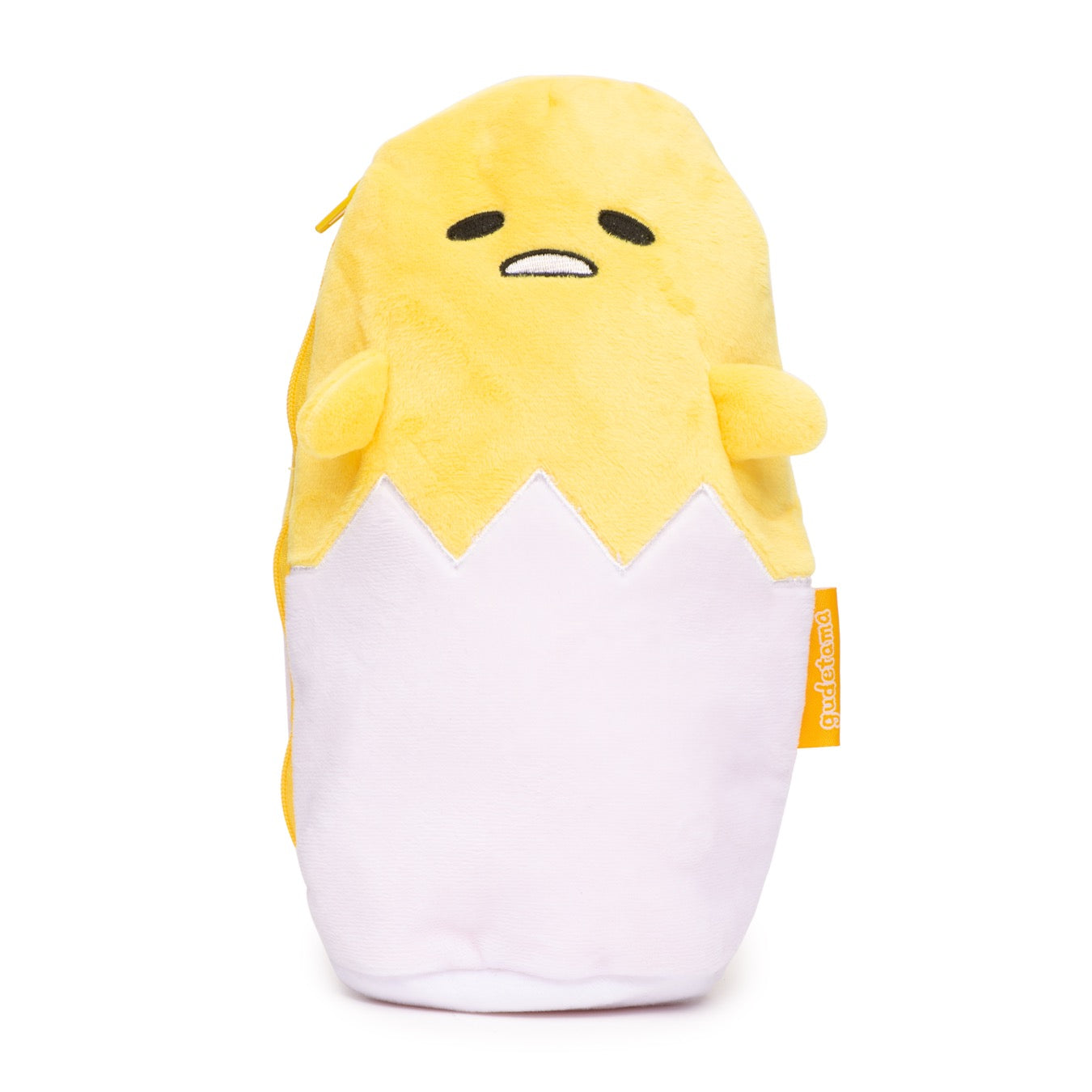 Gudetama Plush Pencil Case