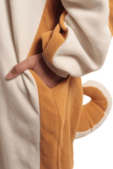 Shiba Dog Animal Kigurumi Adult Onesie Costume Pajamas Pocket
