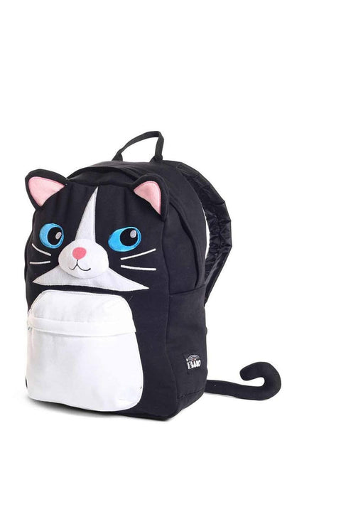 Black Cat Backpack Sazac