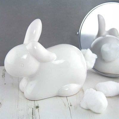 Bunny Tail Cotton Ball Dispenser Paladone