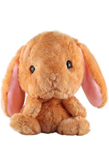 Caramel Blush Bunny Backpack EB