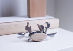 Crab Multitool Kikkerland
