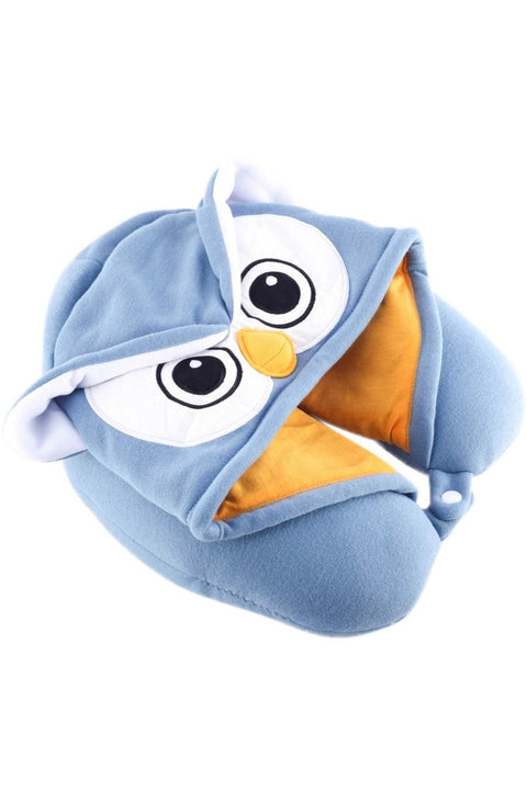 Owl Neck Pillow Sazac