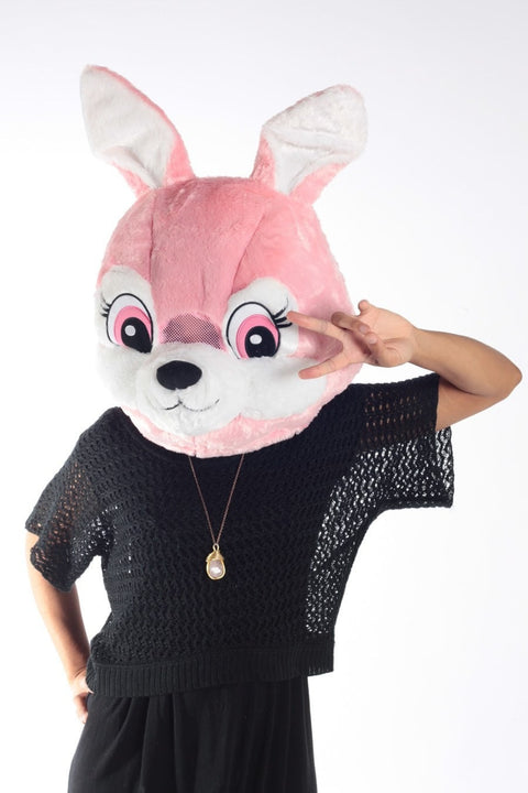 Great Big Bunny Rabbit Head Sazac