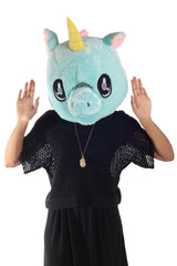 Great Big Unicorn Head Sazac