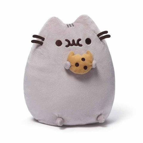 "Pusheen the Cat 10"" Cookie Plush GUND"