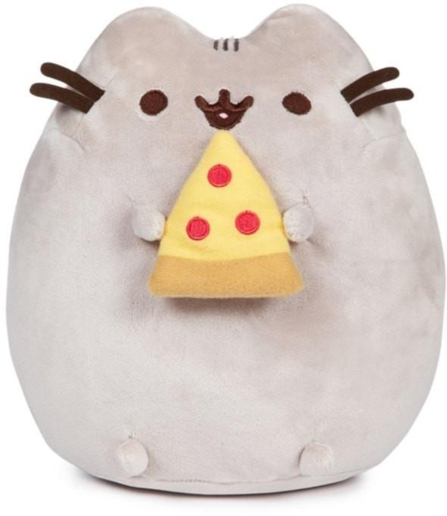 "Pusheen the Cat 10"" Pizza Plush GUND"