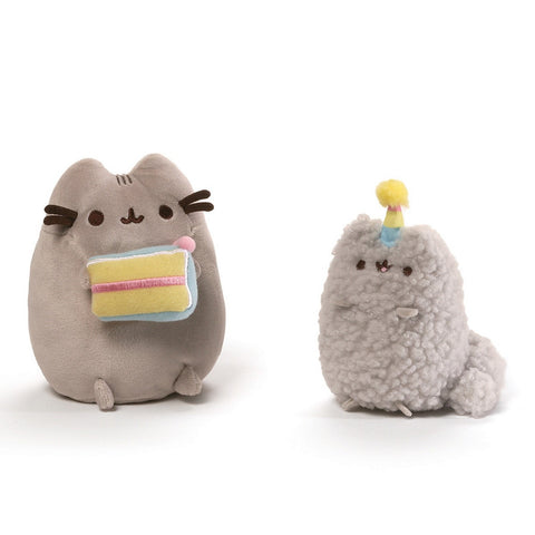 Pusheen the Cat Birthday Collectible Set GUND