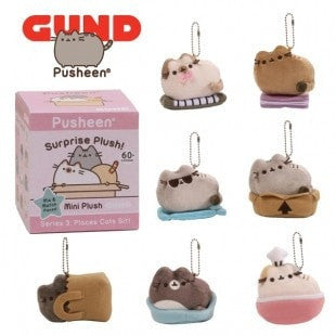 Pusheen the Cat Blind Box Series #3 GUND