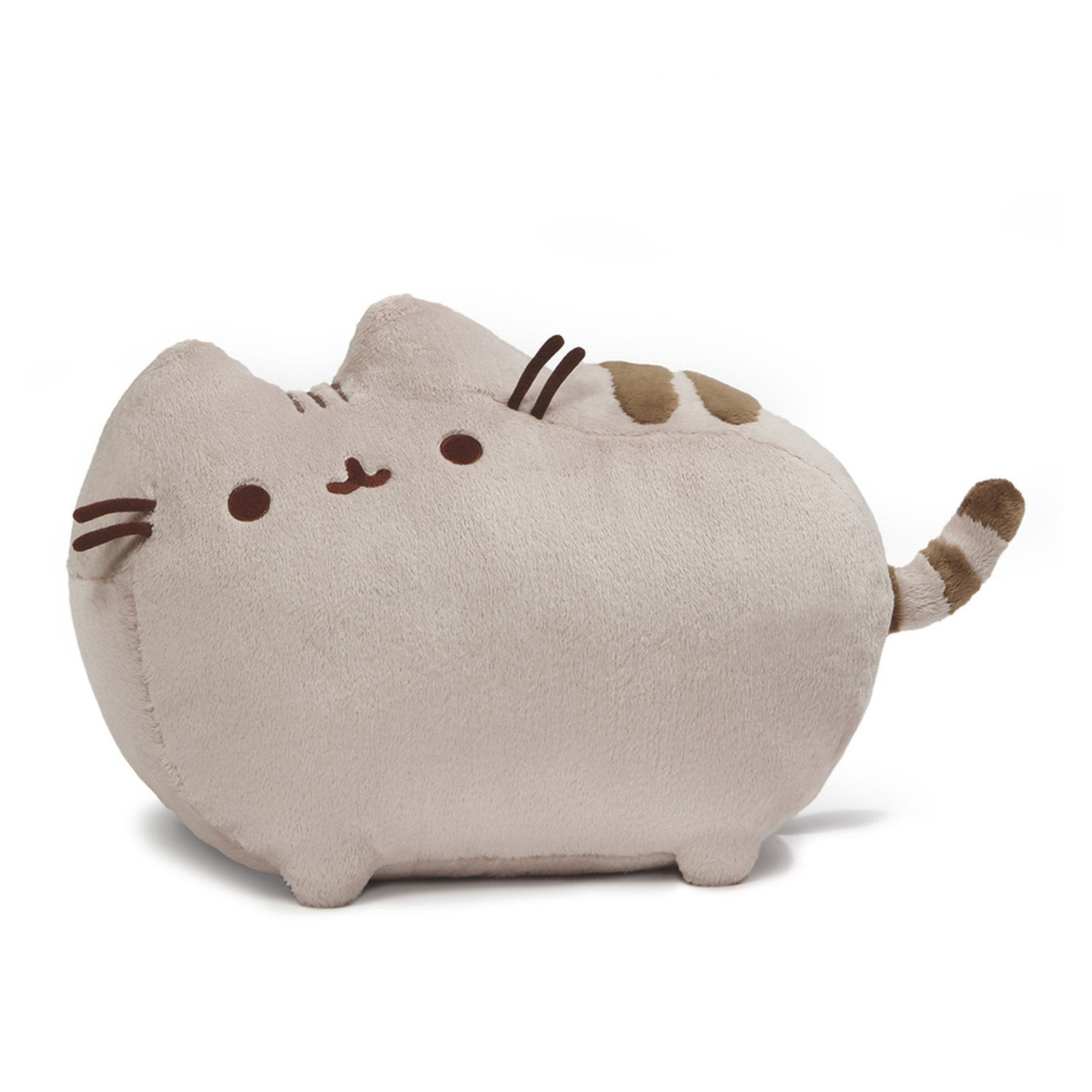 "Pusheen the Cat Deluxe 19"" Plush GUND"