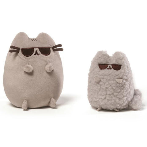 Pusheen the Cat Sunglasses Collectible Set GUND