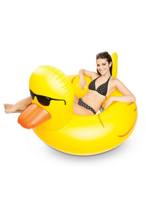 Rubber Duckie Pool Float Big Mouth Inc.