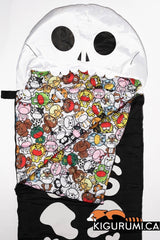 Skeleton Sleeping Bag Sazac