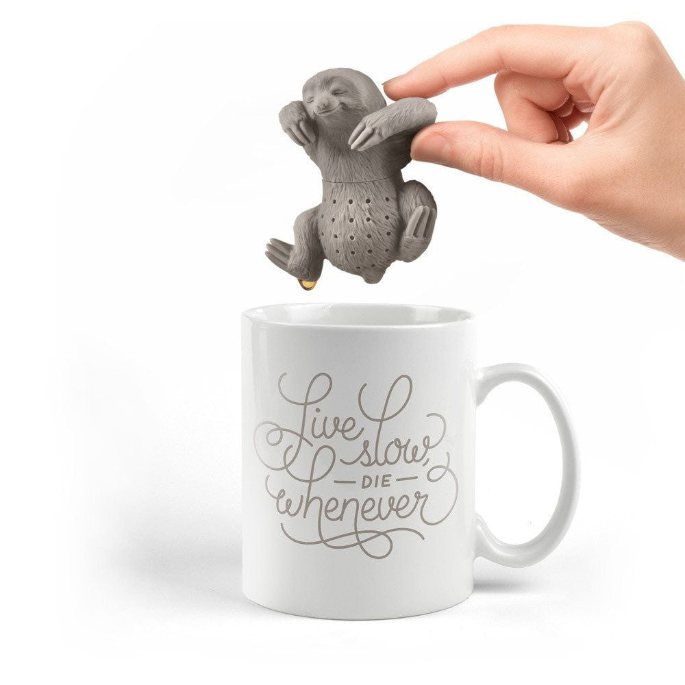 Sloth Tea Infuser Fred