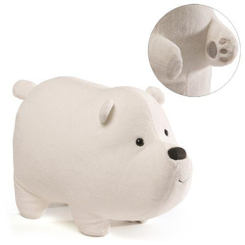 We Bare Bears Ice Bear Plush GUND