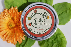 2 oz All Purpose Healing Salve