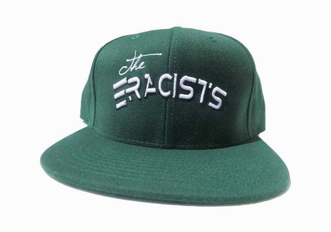 Eracist Snapback | Forest Green