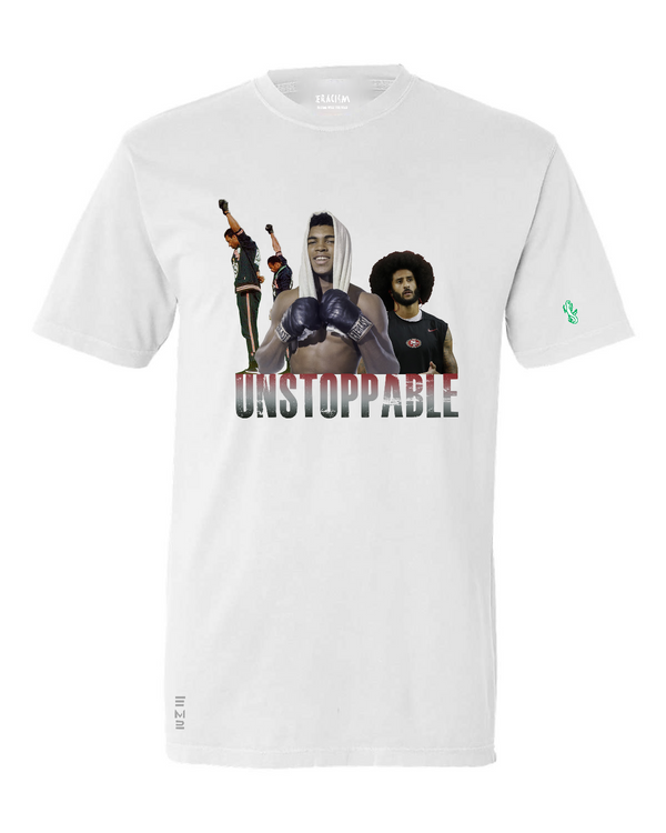 """Unstoppable"" Tee - ARTrepreneur Design"