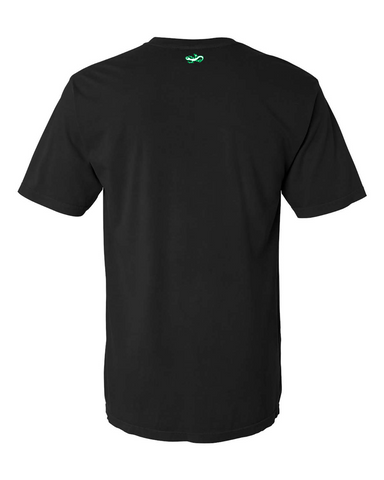 Black Smaller Eracism Tee