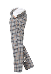 Peacefully Plaid Pants