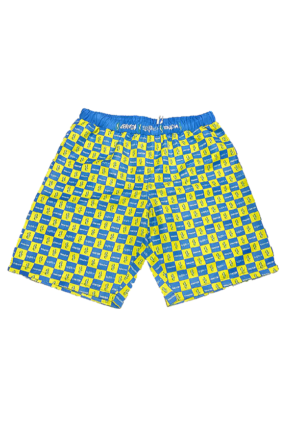 Eracism Beach Shorts