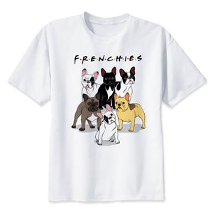 Here is my Squad Frenchies T-shirt