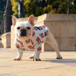 French Bulldog Can Print Sweater