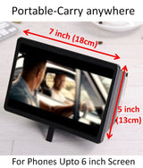 3D HD MOBILE SCREEN ENLARGER (BUY 1 TAKE 1)