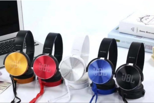 BUY 1 GET 1 FREE Extra Bass Headphones XB450