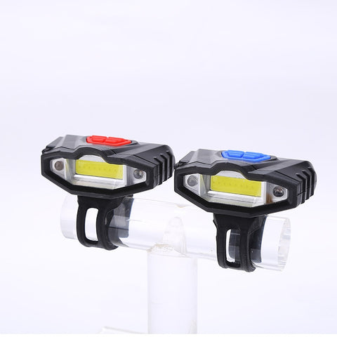High Power Waterproof Rechargeable Bicycle Lights Bike Headlight