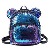 Image of Mouse Sequin Small Mini Backpack
