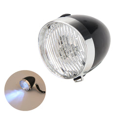 LED Classic Retro Vintage Bicycle Lights Bike Headlight